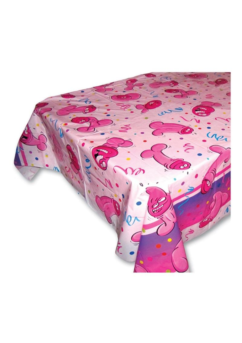 Pecker Tablecover Bachelorette