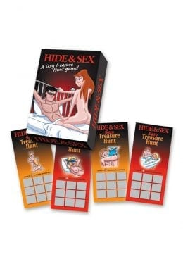 Hide and Sex Game Treasure Hunt Game