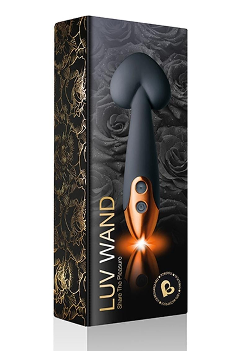 Luv Wand Black/copper