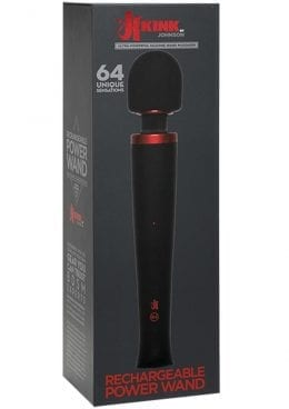 Kink Power Wand Rechargeable Blk