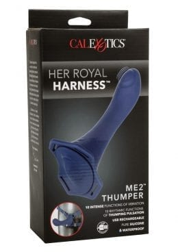 Her Royal Harness Me2 Thumper