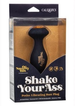 Naughty Bits Shake Your Ass Vibe Plug