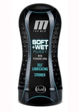 M for Men Self Lubricating Masturbator Cup - Vanilla