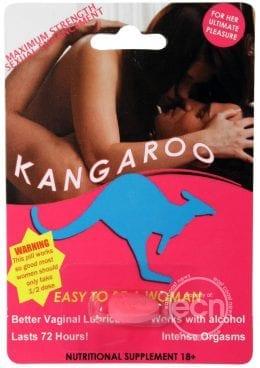 kangaroowomen